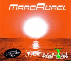 Cover Album of MarcAurel* - The Sun