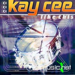 Cover Album of Kay Cee - Like This CDM 1997