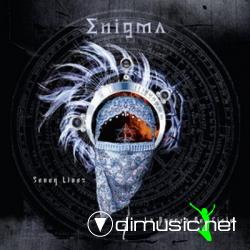 Cover Album of Enigma - La Puerta Del Cielo - Seven Lives (CDS) (2008)