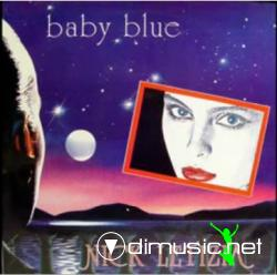 Cover Album of Nick Letizia - Baby Blue ( 1986