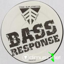 Cover Album of DJ Icey - Bass Response