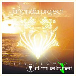Cover Album of ANANDA PROJECT   -  fire flower