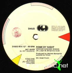 Dhuo - Rome By Night (Vinyl, 12) 1984