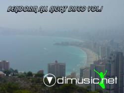 Cover Album of BENIDORM ALL NIGHT DISCO VOL.1
