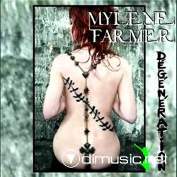 Mylene Farmer -  Degeneration - Maxi Single -2008