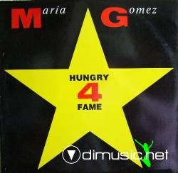 Maria Gomez - Hungry for Fame (star mix 1989)