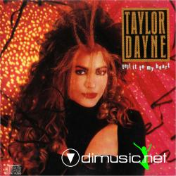 Taylor Dayne - Tell It To My Heart LP (1987)