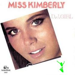 Miss Kimberly - D.J. Girl (Vinyl, 12'') 1983