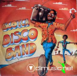 Scotch - Disco Band  - 7'' Single - 1984
