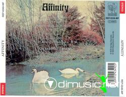 Cover Album of Affinity - Affinity 1970