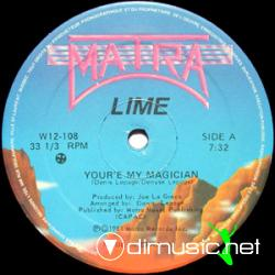 Lime - You're My Magician
