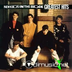 New Kids On The Block - Greatest Hits (2008)