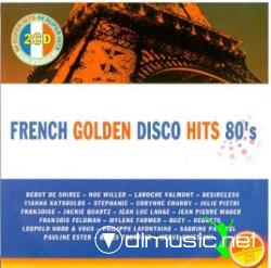 V.A. French Golden Disco Hits 80's vol.1