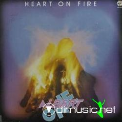 Albert One - Heart On Fire (Vinyl, 12) 1985