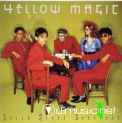 Cover Album of Yellow Magic Orchestra - Solid State Survivor 1979