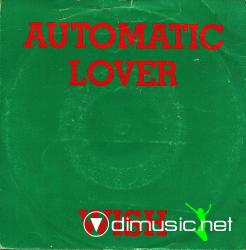 Wish - Automatic Lover  - 7'' Single - 1983