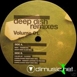 V.A. - Deep Dish Remixes Volume 01 (ChaCha004) (2004) 2 X 12