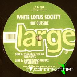 White Lotus Society - Hot Outside
