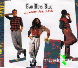 Bad Boys Blue - Hungry For Love- Single 12'' - 1988