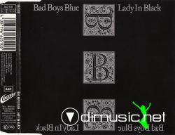 Bad Boys Blue - Lady In Black - CD Maxi - 1989