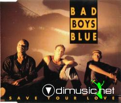 Bad Boys Blue - Save Your Love - CD Maxi - 1992