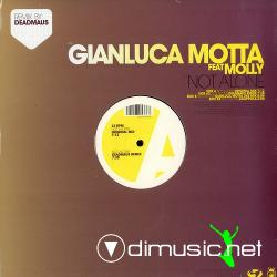 Gianluca Motta Featuring Molly - Not Alone (venmx948) (2008) 12