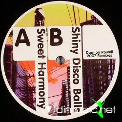 Damion Powell - Sweet Harmony (2007 Remixes) (DP001) (2007) 12