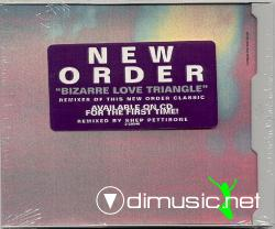 New Order - Bizarre Love Triangle (9 20546-2) (1994) Cd