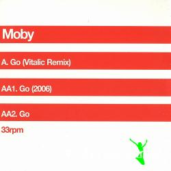 Moby - Go (XL12MUTE371) (2006) 12