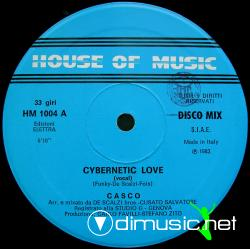Casco -  Cybernetic Love 12