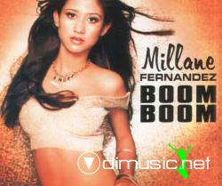 Cover Album of Millane Fernadez - Boom Boom