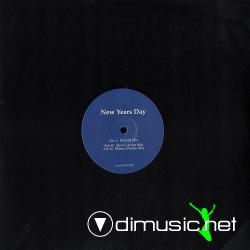 U2 - New Years Day (Remixes) (UNYD001) (2005) 12