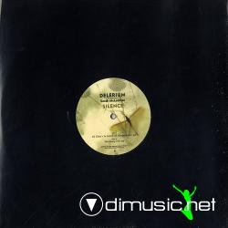 "Cover Album of Delerium - Silence (YR0067) (2000) 12"" Maxi"