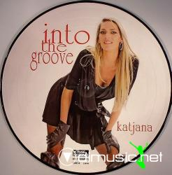 "Cover Album of Katjana - Into The Groove 12"" Maxi"