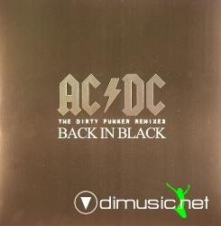 AC/DC - Back In Black (The Dirty Funker Remixes) (DFDC001) (2006) 12