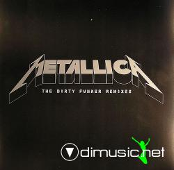 Metallica - Enter Sandman (The Dirty Funker Remixes) (DFMET001) (2007) 12