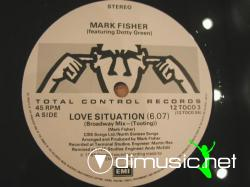 Mark Fisher Featuring Dotty Green - Love Situation (Broadway Mix 1985)