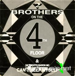 2 Brothers On The 4th Floor - Cant Help Myself - Maxi -1990