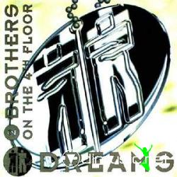 Cover Album of 2 Brothers On The 4th Floor - Dreams - Maxi -1994
