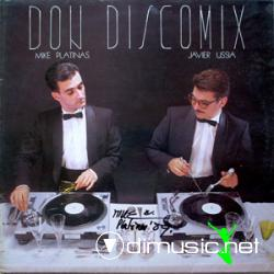 D. J. - Don Disco Mix 1 B