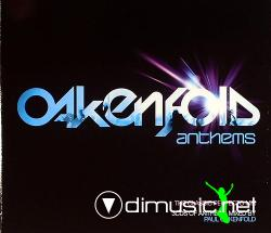 Oakenfold - Anthems (WMTV080) (2008) CD