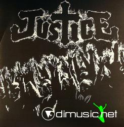 "Cover Album of Justice - D.A.N.C.E (BEC5772071) (2007) 12"" Maxi"