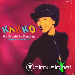 Kakko - We Should Be Dancing (Remixes PWL) 1990