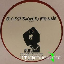 "Cover Album of Da Fresh - Behind The Fresh Wheel (DFBM01) (2004) 12"" Maxi"