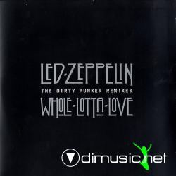 "Led Zeppelin Vs. Dirty South - Whole Lotta Love (DFZEP002) (2007) 12"" Maxi"