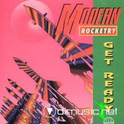 MODERN ROCKETRY - Get ready Lp 1996