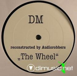 "DM - The Wheel (UK6) (2006) 12"" Maxi"