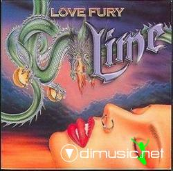 Lime - Love Fury 2002