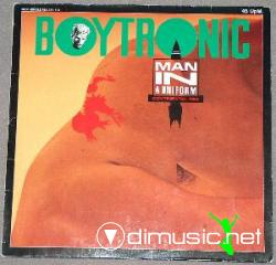 Boytronic - Man In A Uniform(1984)12