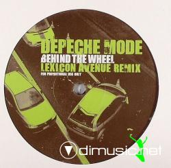 "Depeche Mode - Behind The Wheel (DMLX001) (2005) 12"" Maxi"